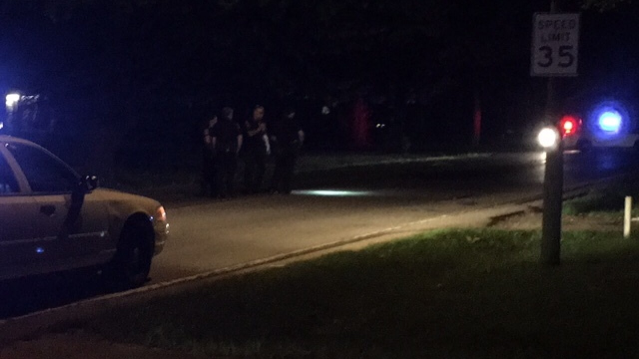 Person killed in hit-and-run on Indy's NW side