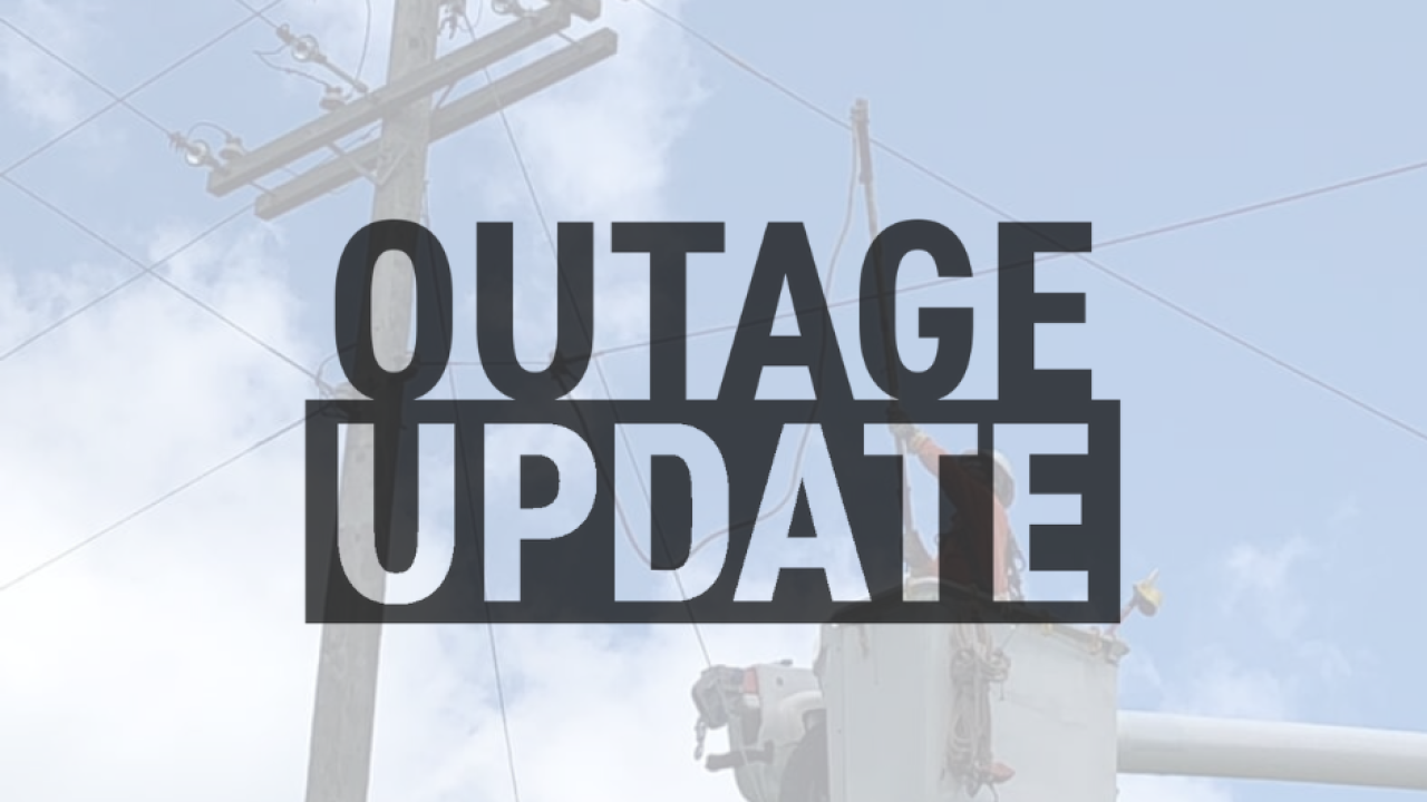 Pso Outage Update