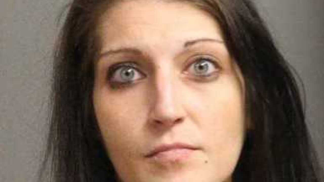 Police: Mom leaves kids in car to visit inmate at Erie