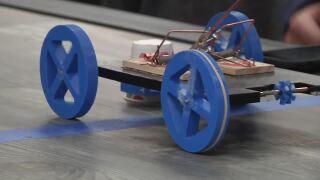 Helena High class showcases 3-D printing skills
