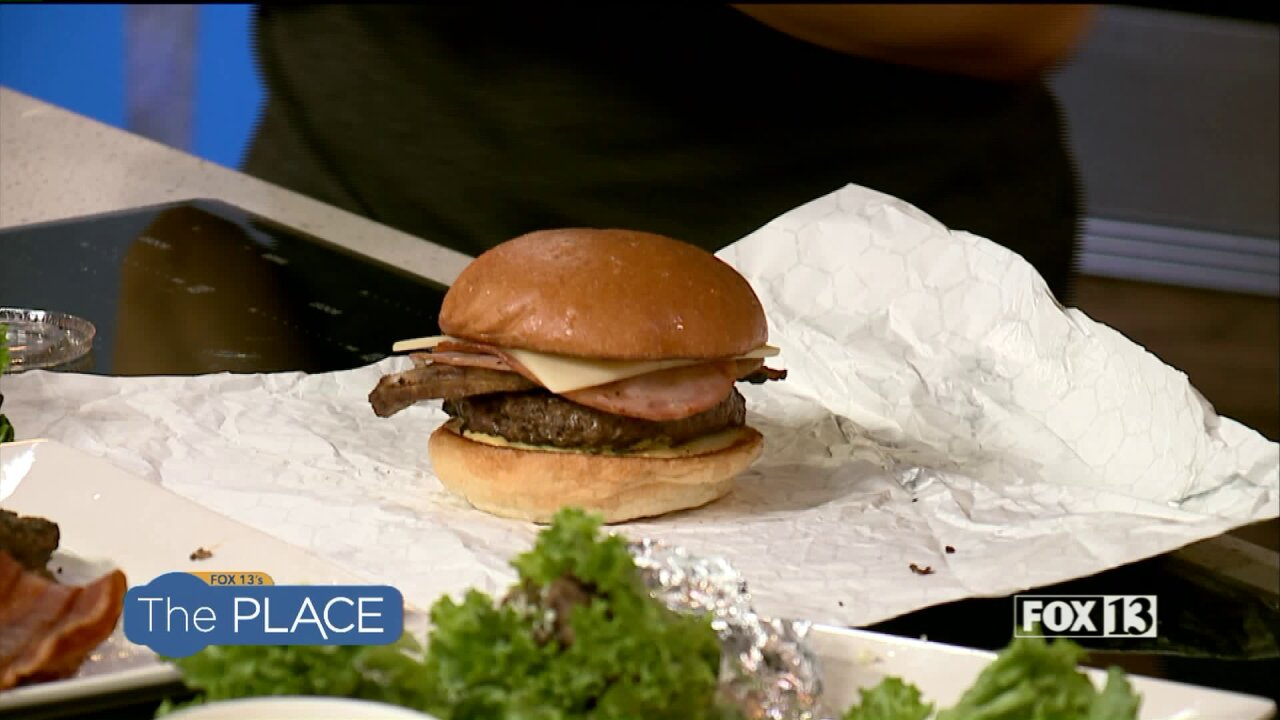 Rare or well done? BGR Burgers are grilled to your ownpreference