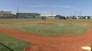 New baseball field opens at Boys and Girls Club of the Coastal Bend