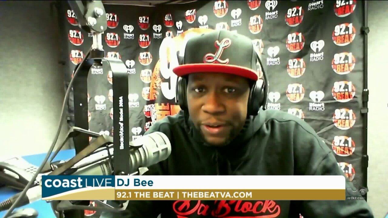 Music news from DJ Bee at 92.1 The Beat on Coast Live