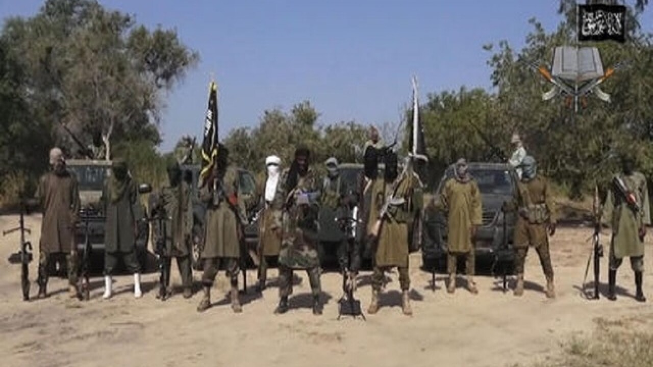 Islamic State group announces new Boko Haram leader