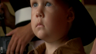 3-year-old fighting cancer gets firefighting wish