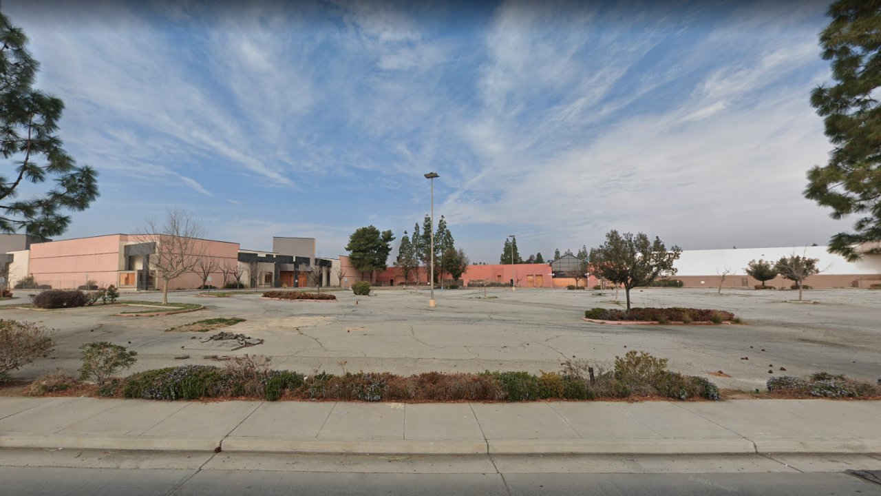 East Hills Mall Site