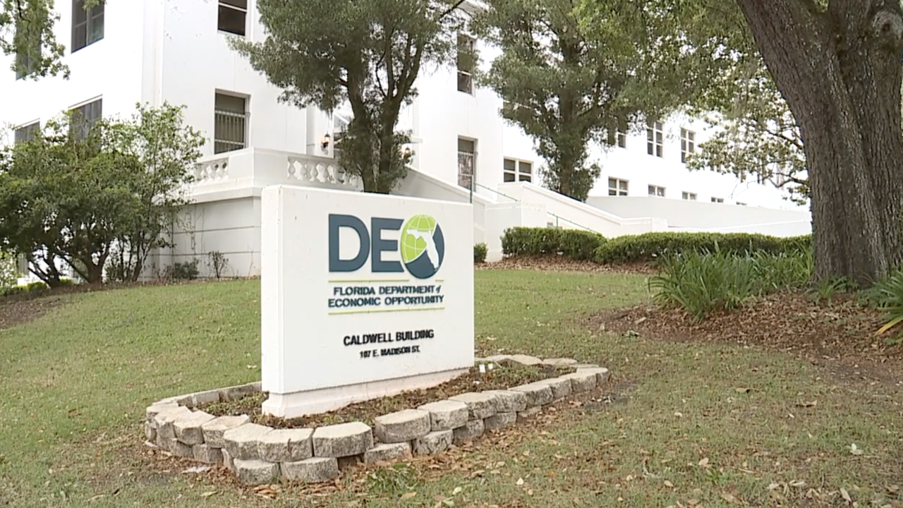 Florida Department of Economic Opportunity, Caldwell Building in Tallahassee