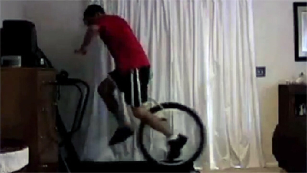 Viral Video: How Not to Use a Treadmill