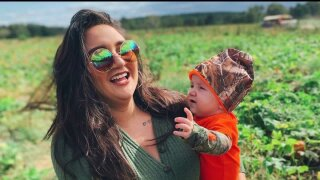 Postpartum depression 'can happen to anybody,' mom warns