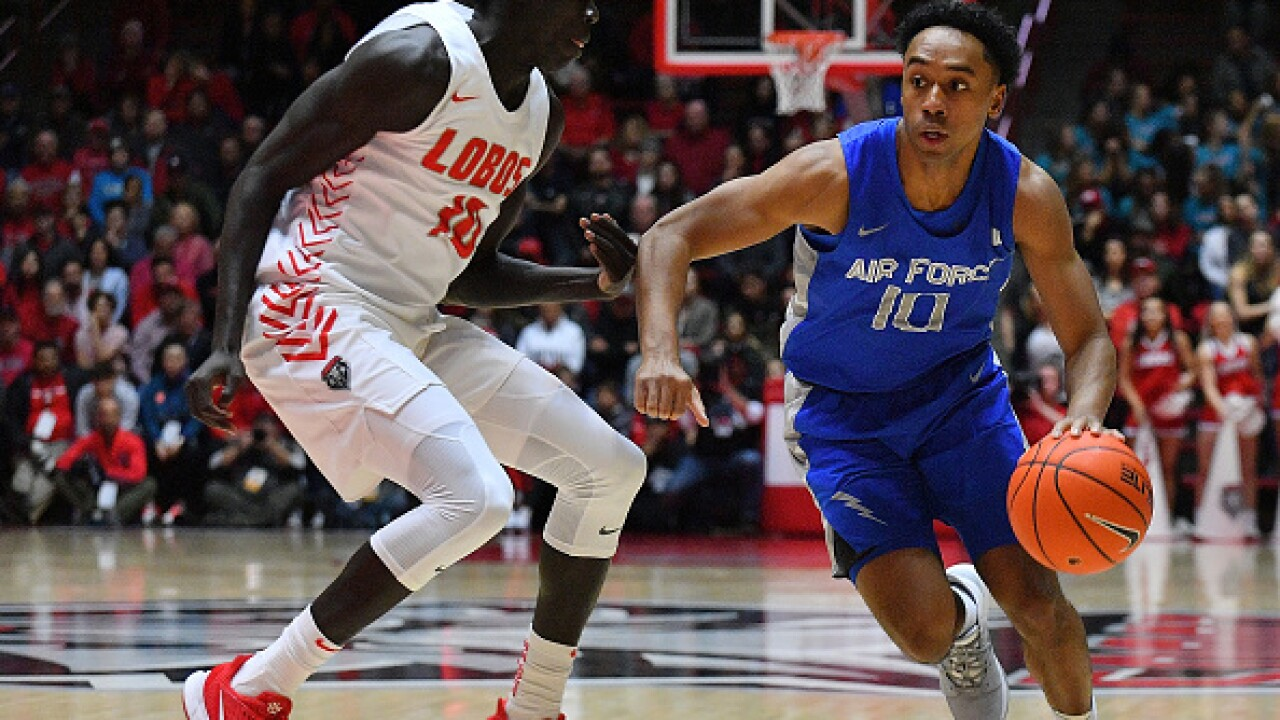 Air Force's Walker could return to the program next year