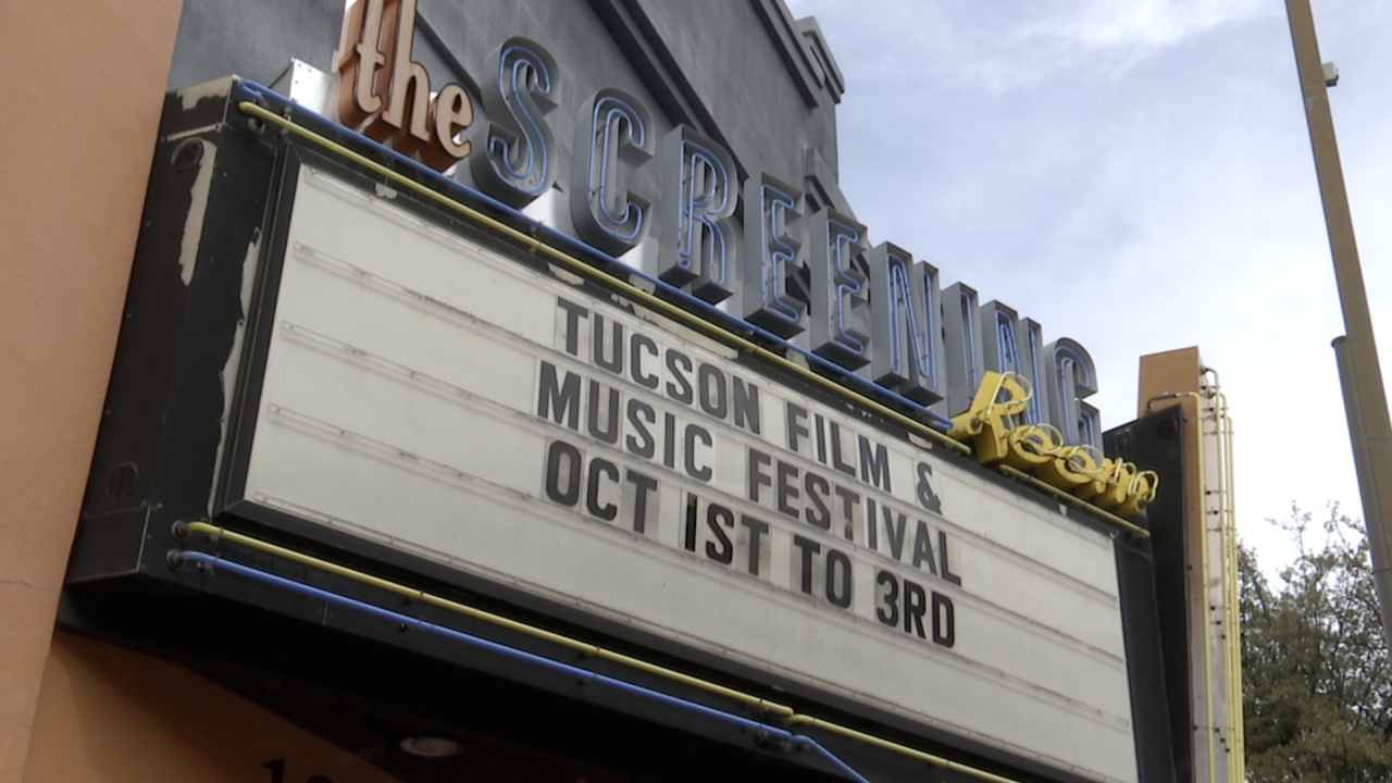 Film festivals are back in action this year, but still adjusting to COVID-19.