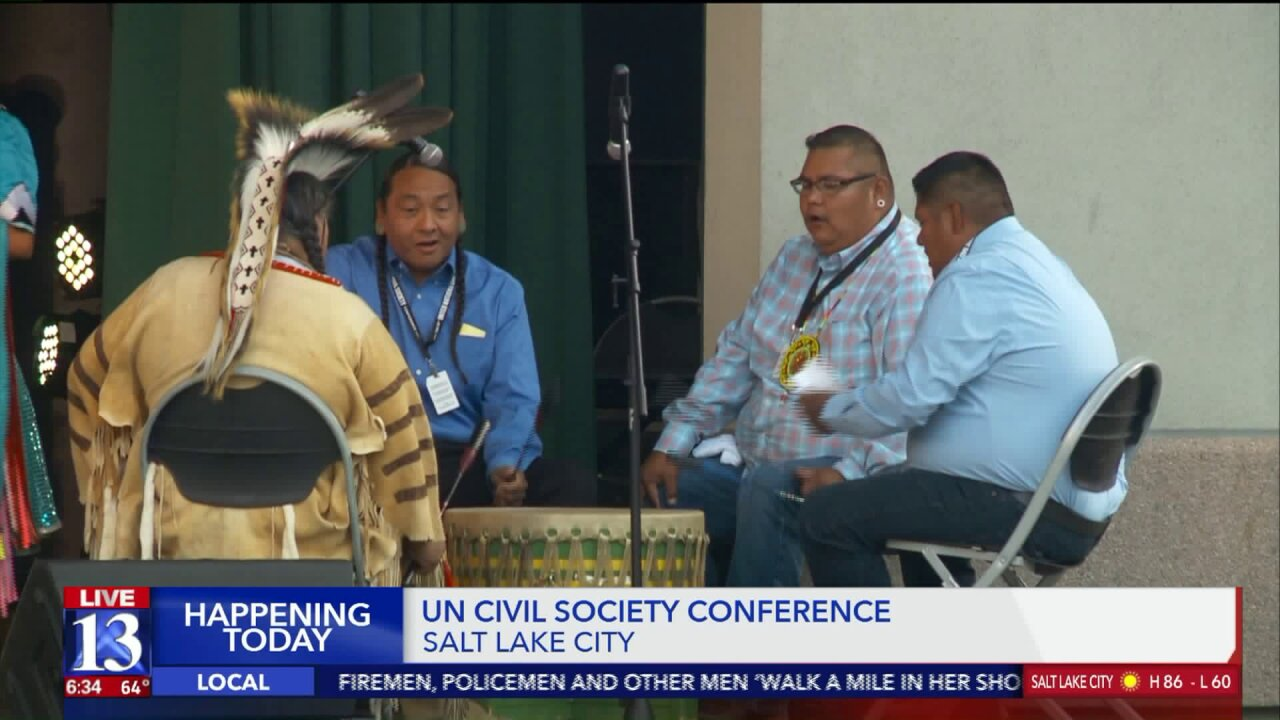 United Nations conference brings thousands to Salt Lake City