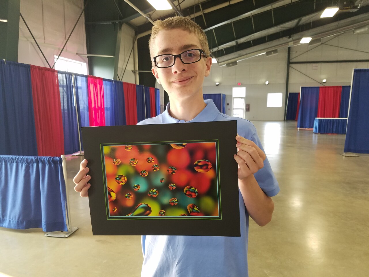 Mason Manning and his 4-H photography