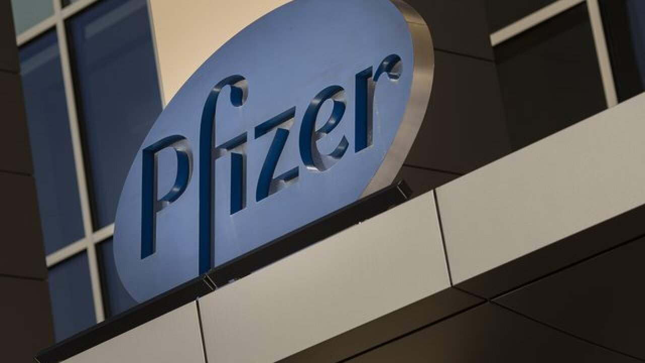 First rounds of Pfizer COVID-19 vaccine could make it to frontline workers week of Dec. 14