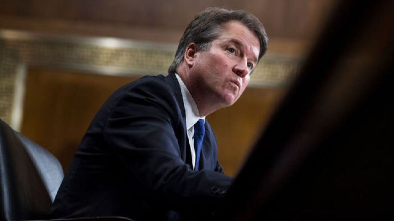 Kavanaugh called himself and his friends 'loud, obnoxious drunks' in 1983 letter, NYT reports