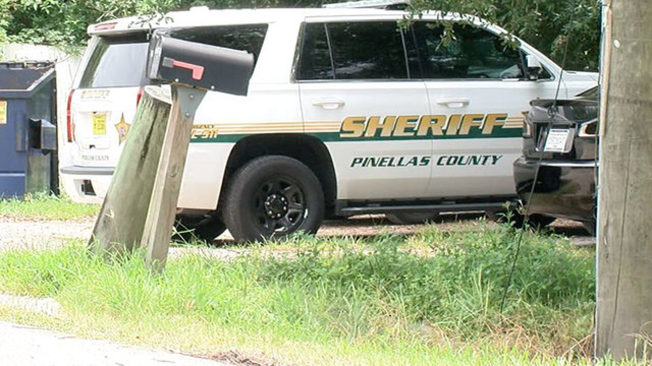 Deputies search for home invasion suspects