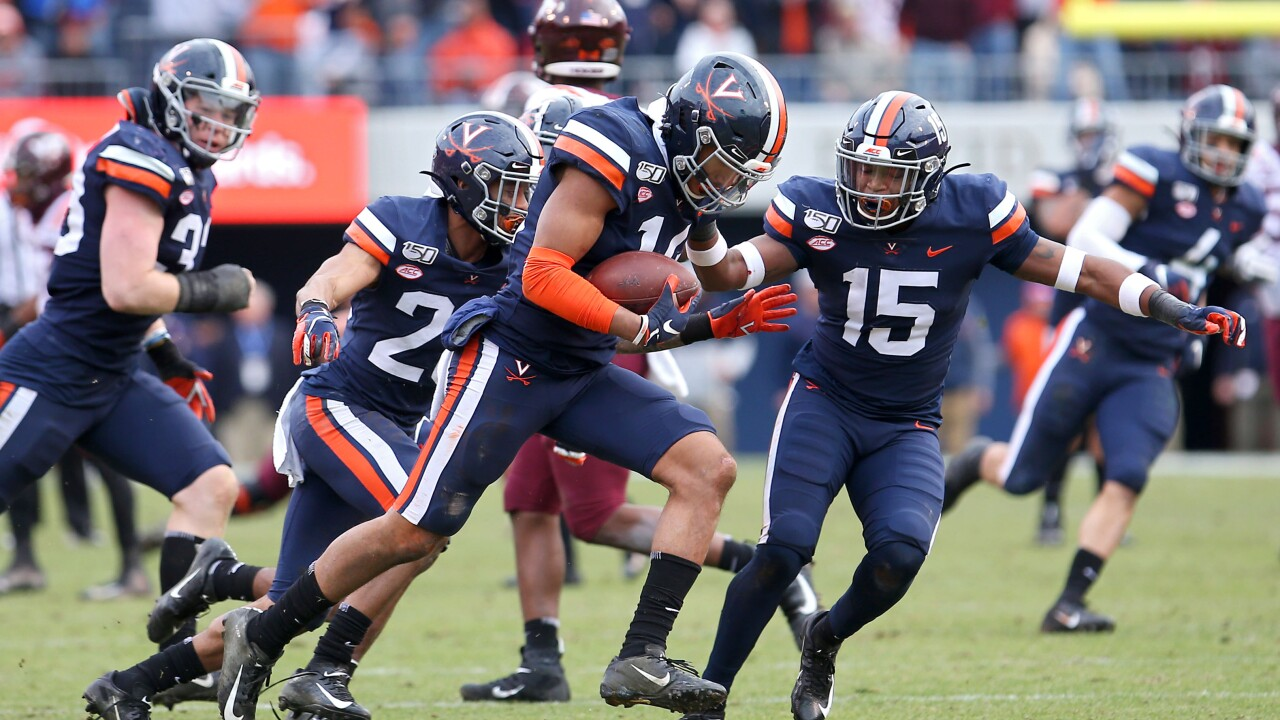 UVA football will face Florida in the Orange Bowl