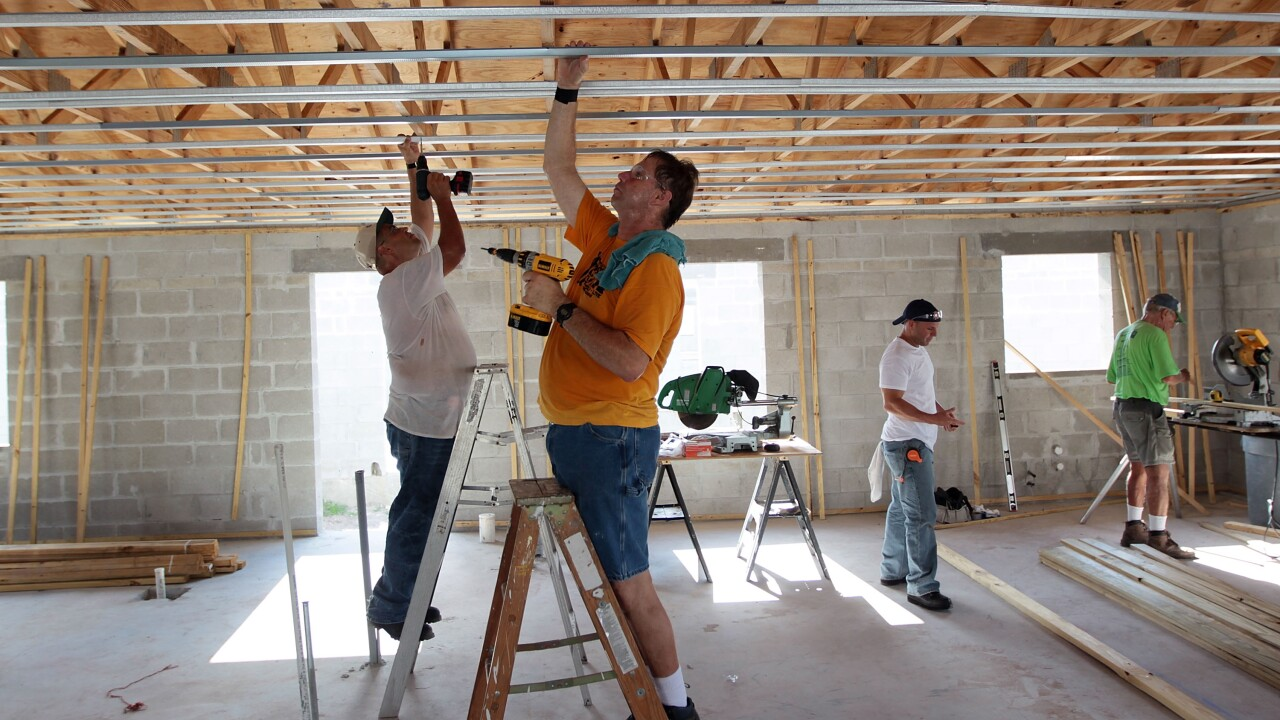Habitat For Humanity Becomes Eighth Largest Home Builder In U.S.