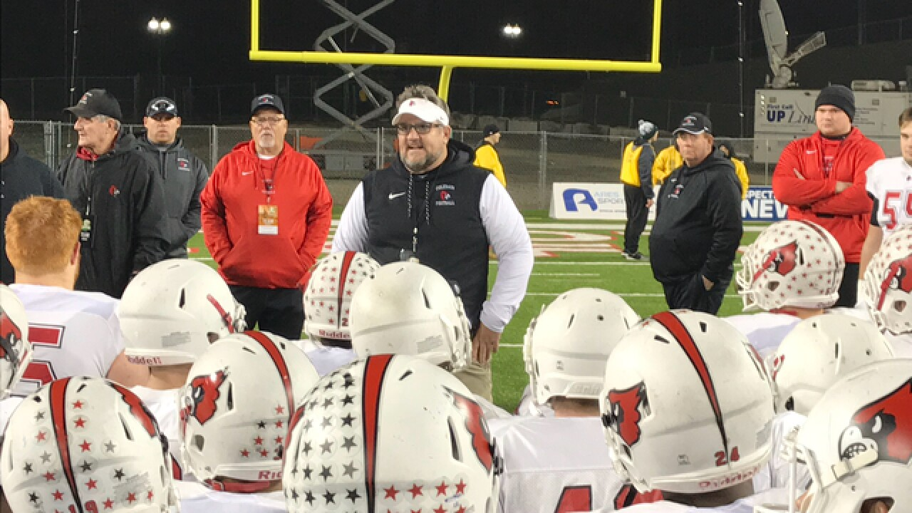 Colerain coach: 'I couldn't be any more proud'