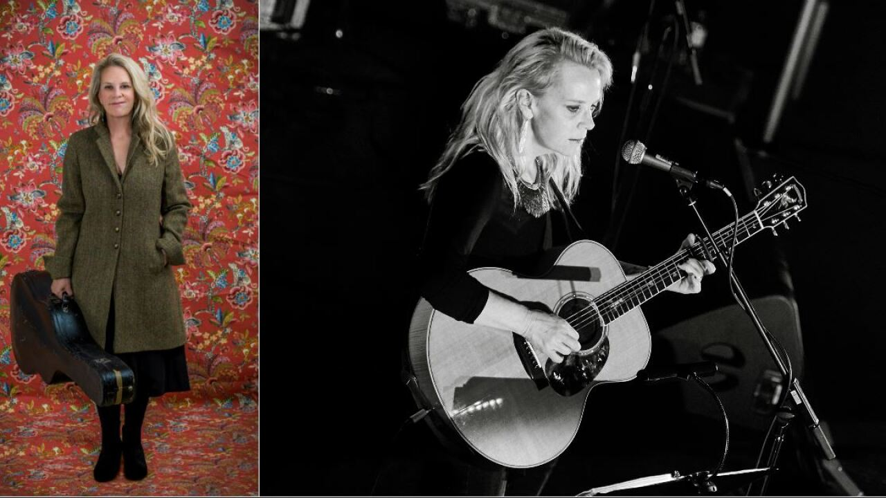 Mary Chapin Carpenter comes home to Virginia