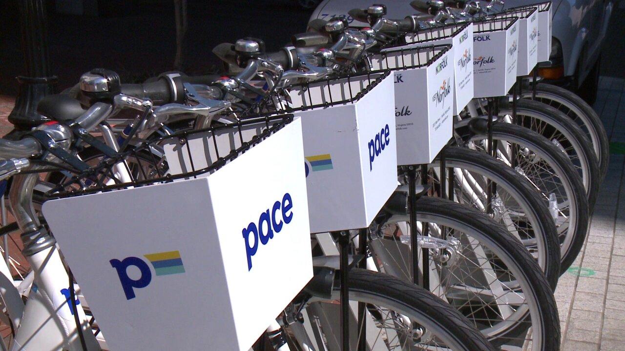 Norfolk launches new bike shareprogram