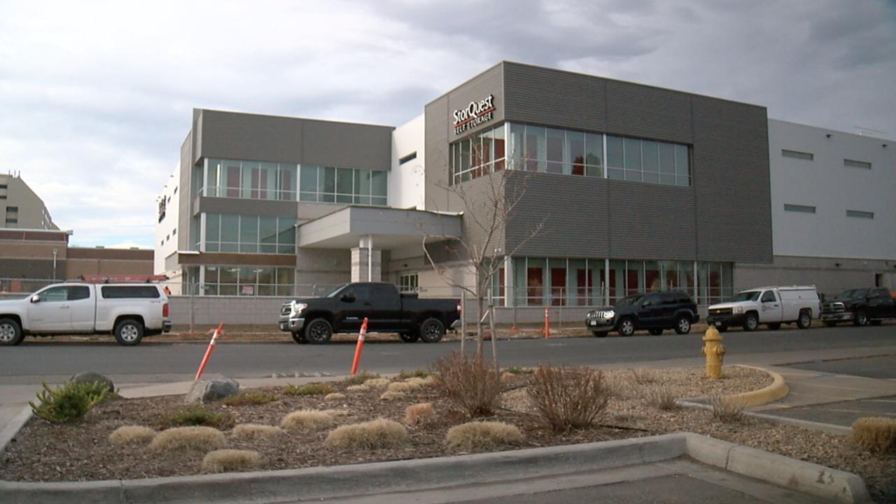 Storage facilities boom in Denver