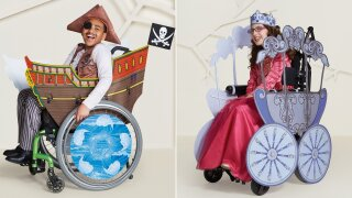 Target will sell Halloween costumes for kids with disabilities