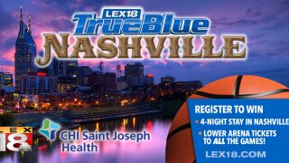 CHI Saint Joseph Health True Blue Fan Nashville Contest 2020!