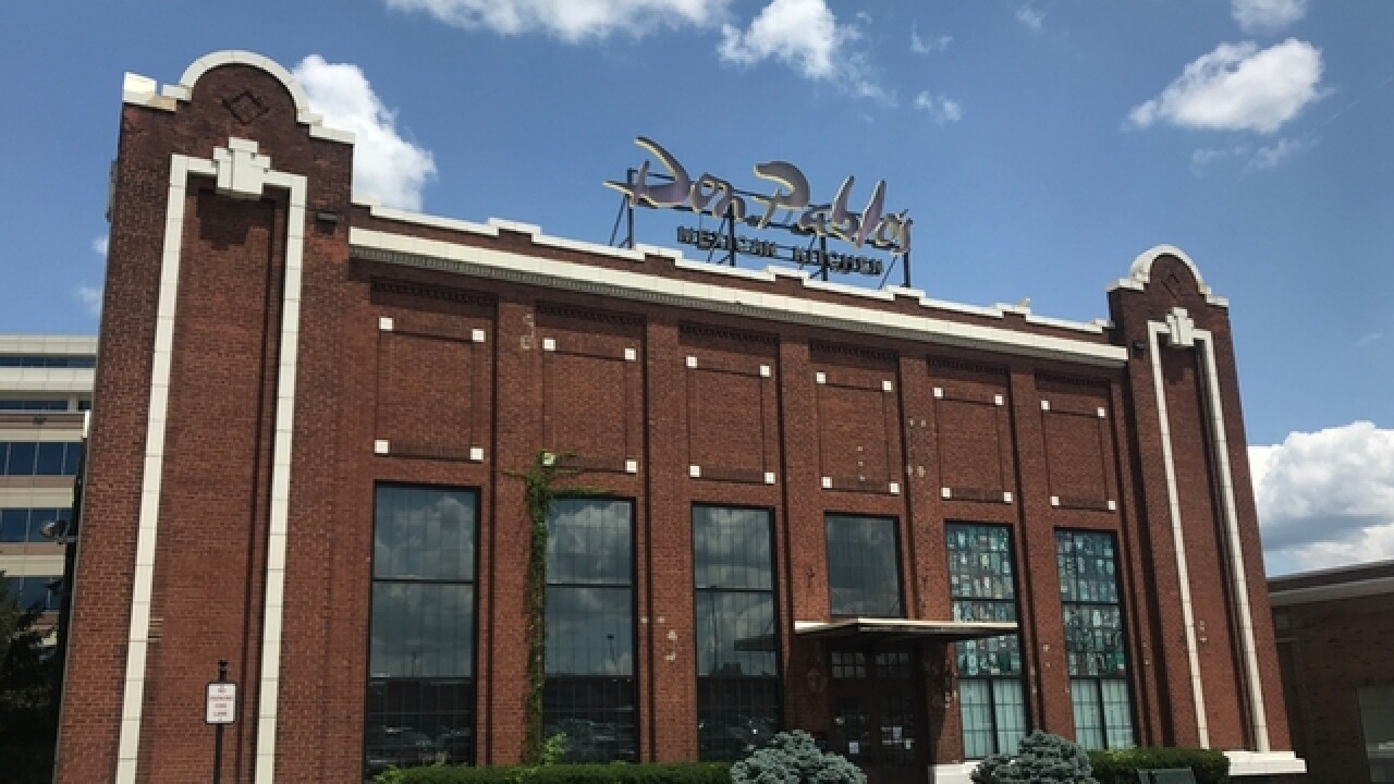 Say adios to Don Pablo's at Rookwood Commons