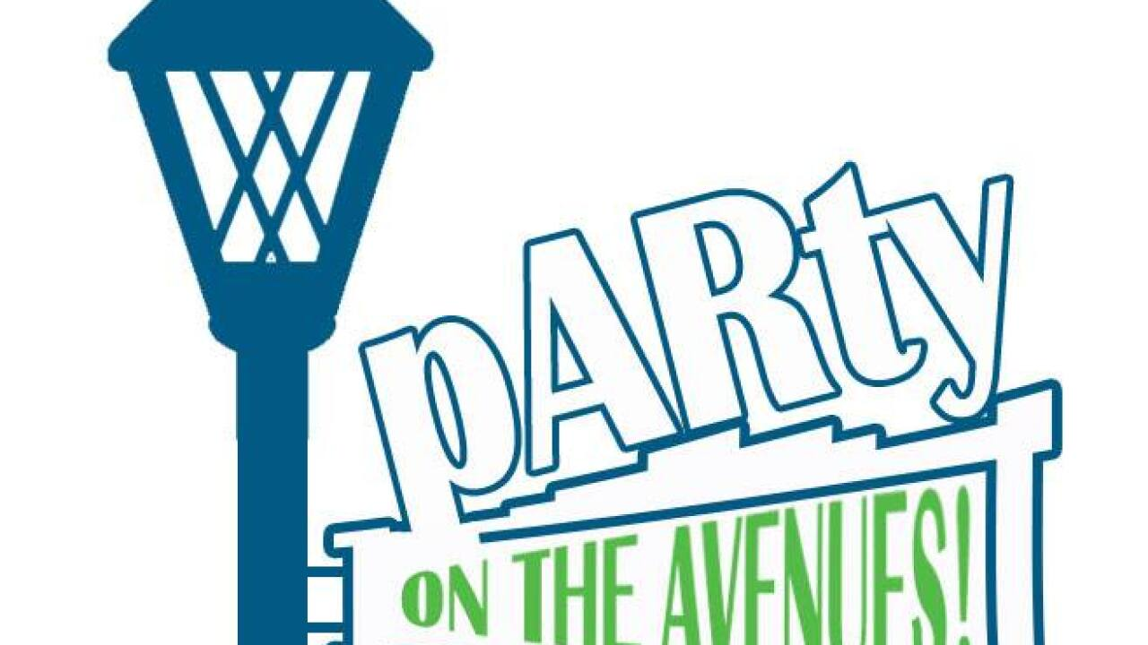 Westhampton RVA Party on the Avenues October 18
