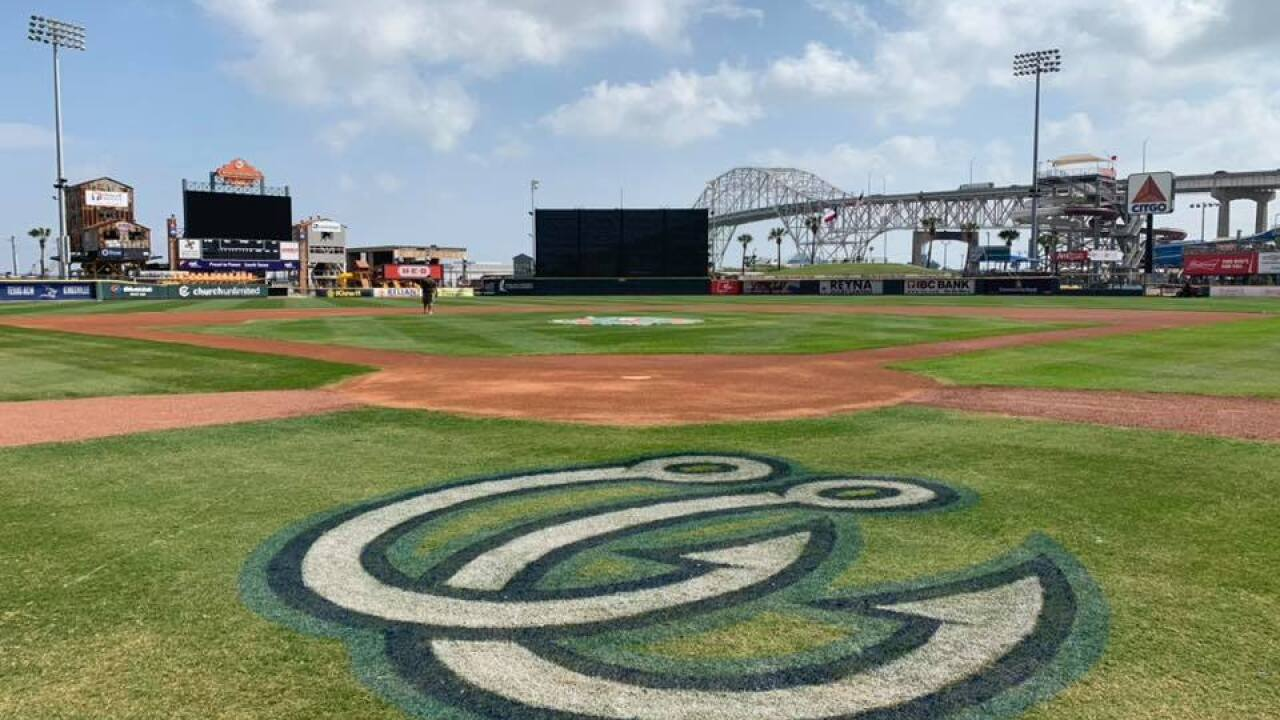 Corpus Christi Hooks will not have a 2020 Texas League season