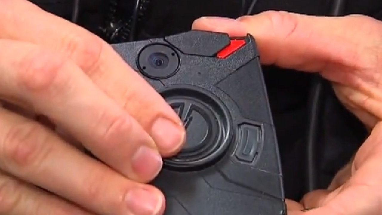Body cameras coming Wednesday; FOP wants say