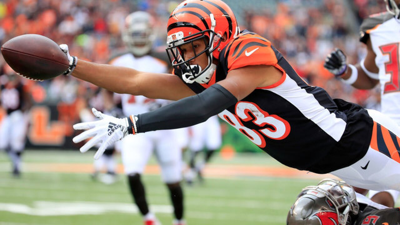 Flying Pigskin: Bengals barely beat Buccaneers after blowing 21-point lead