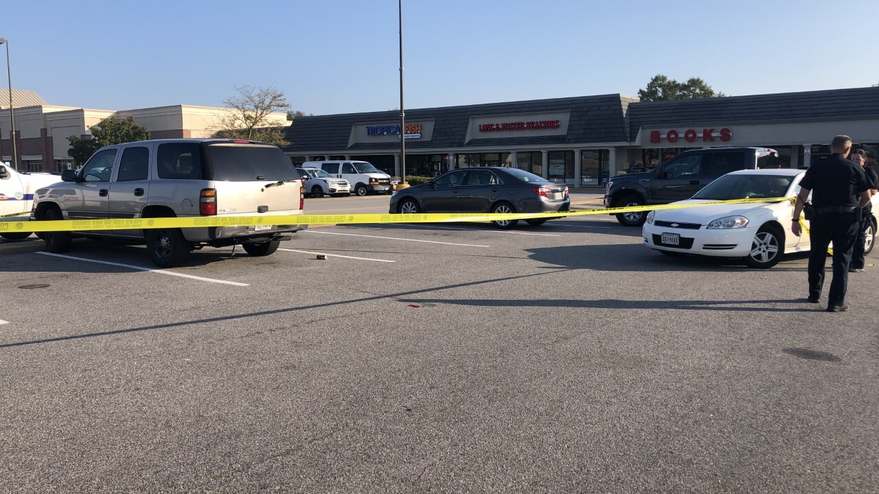 Person found dead inside vehicle at Virginia Beach shopping center; investigation underway