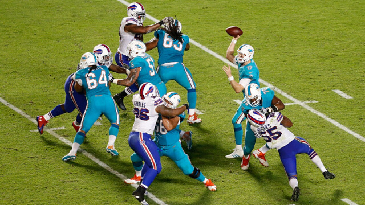 Joe B: 5 things to watch in Bills - Dolphins
