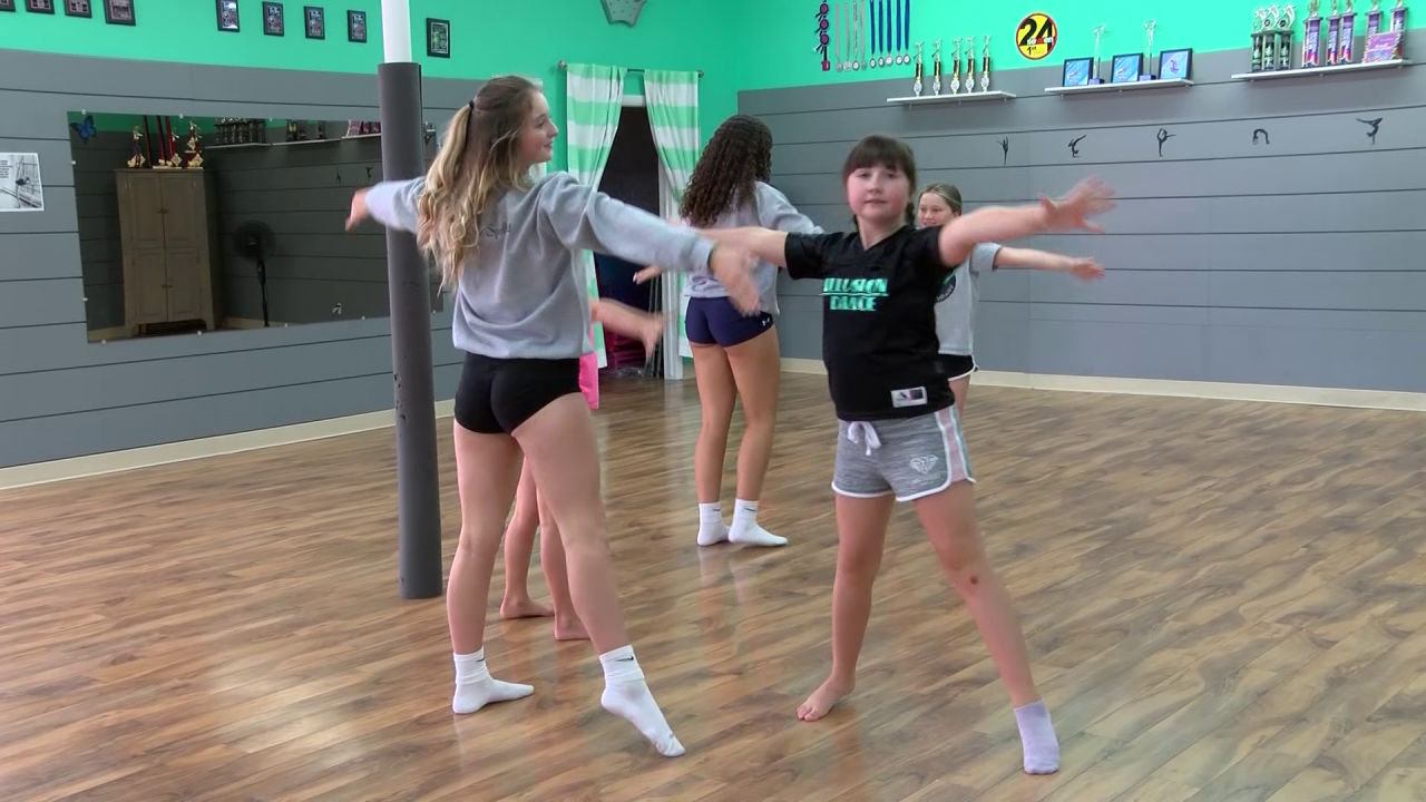 Feel Good Friday: Illusion Dance Company