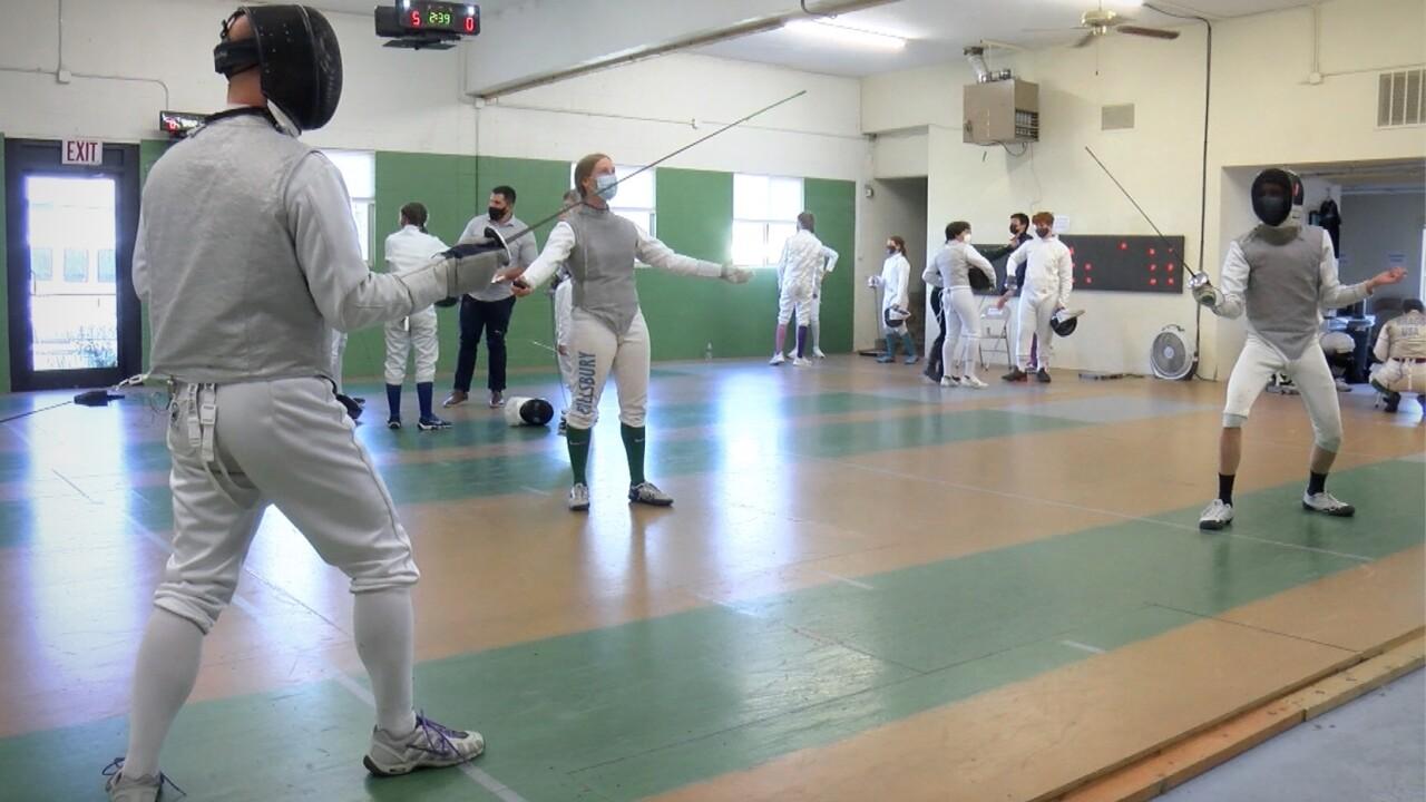 Missoula Fencing Association hosts sanctioned tournament