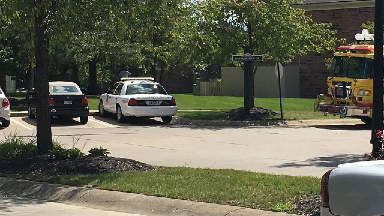 Body found in pond on Indy's northwest side