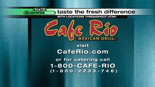 Business Now: Cafe Rio