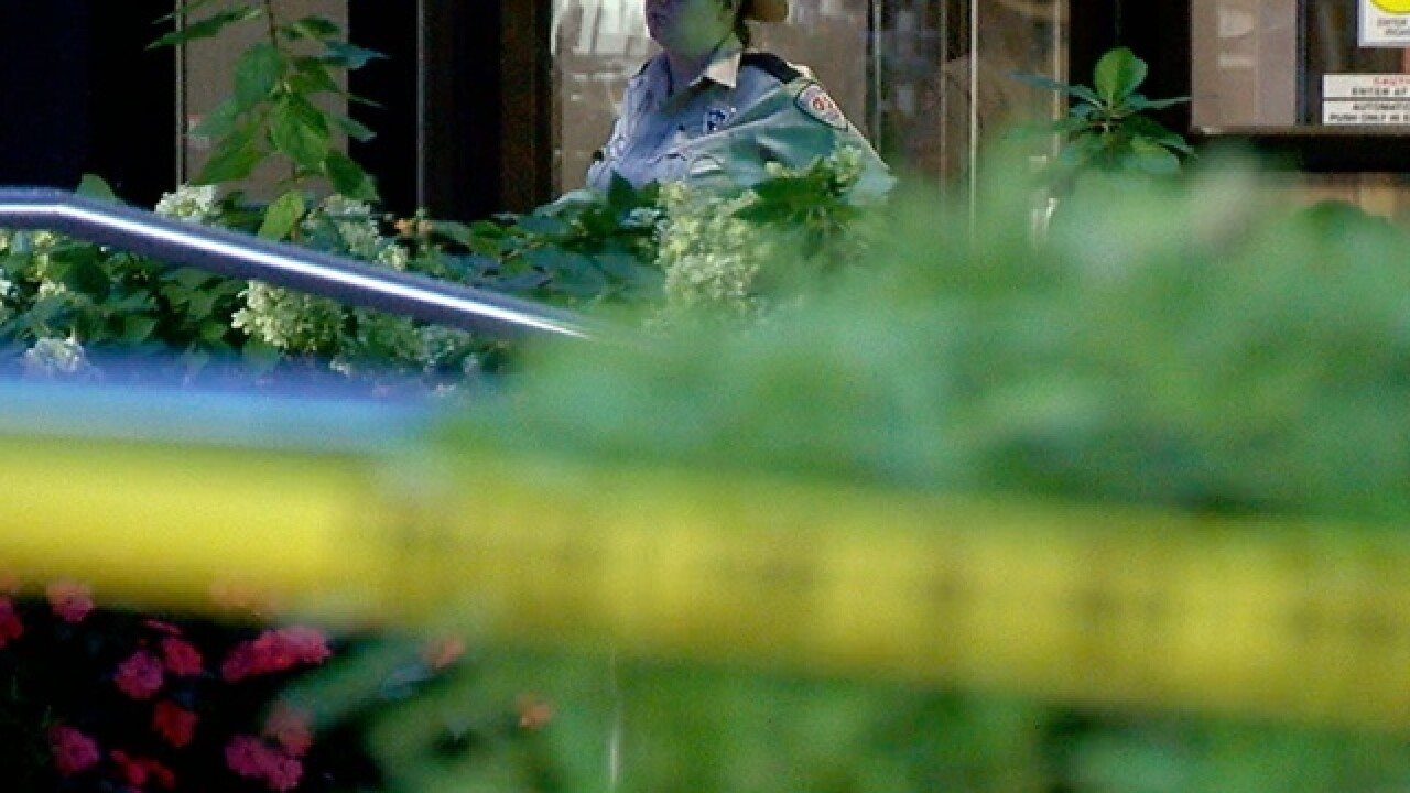 PHOTOS: Shooting at Fifth Third Bank Downtown