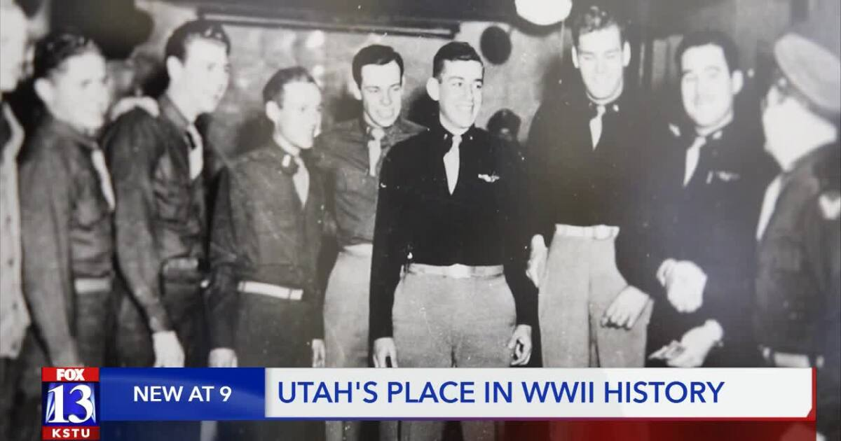 75 years after dropping atomic bombs on Japan, a look at the role Wendover, Utah played