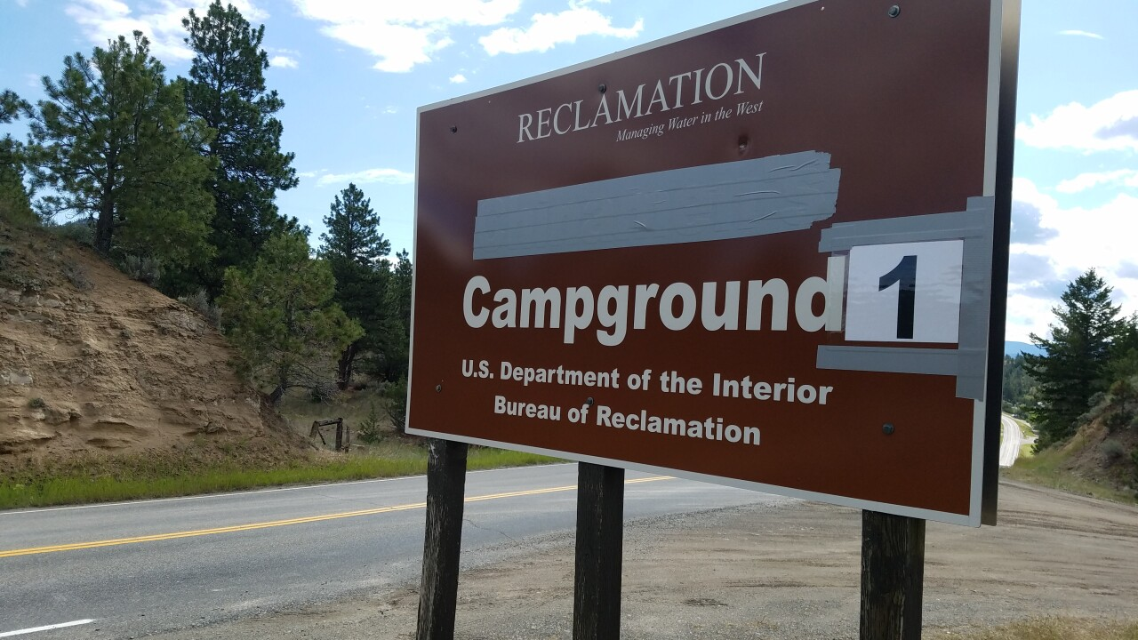 New documents shed light on renaming two Canyon Ferry campgrounds