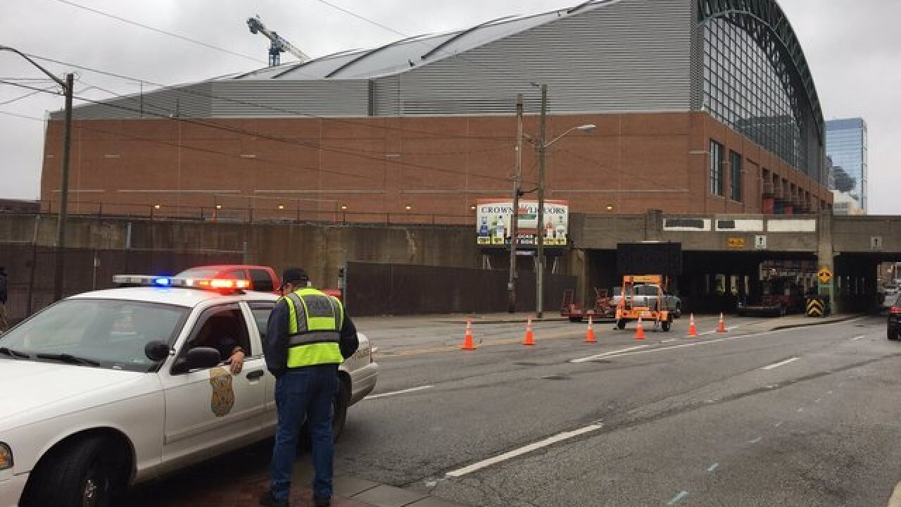 Bomb scare prompts Bankers Life Fieldhouse evac