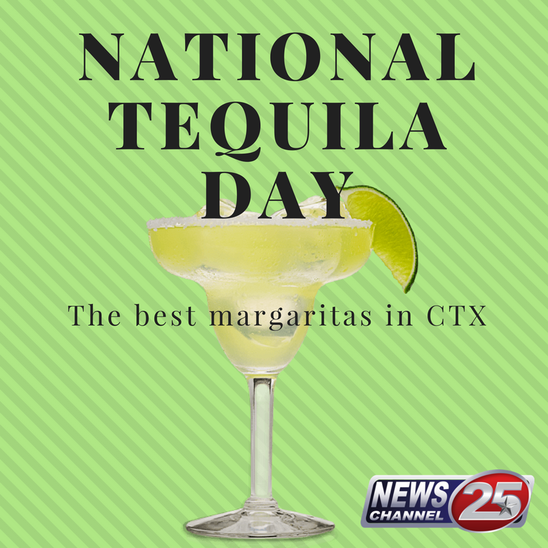 It's National Tequila Day