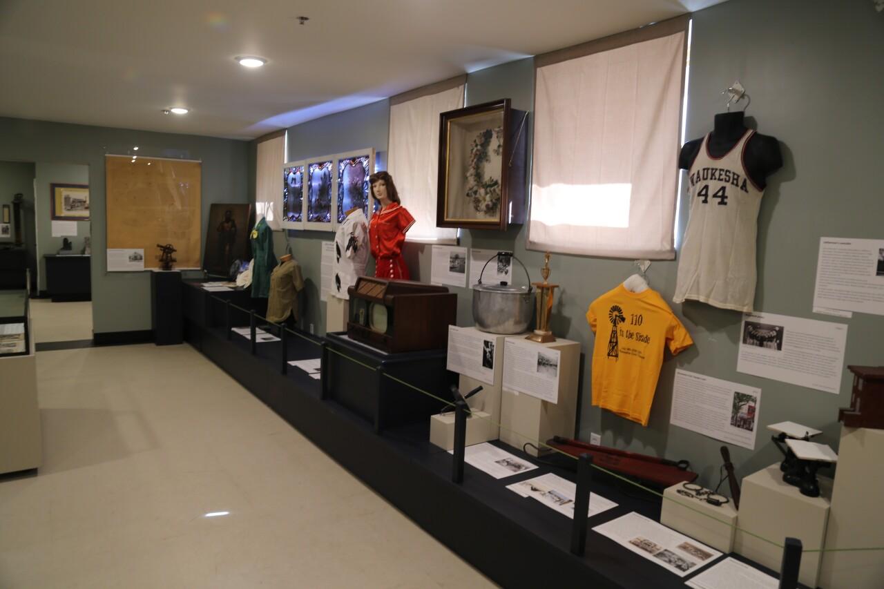 Waukesha History in 100 objects