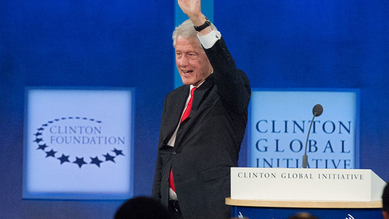 Exclusive: Clinton charity fails to disclose fines, legal settlements