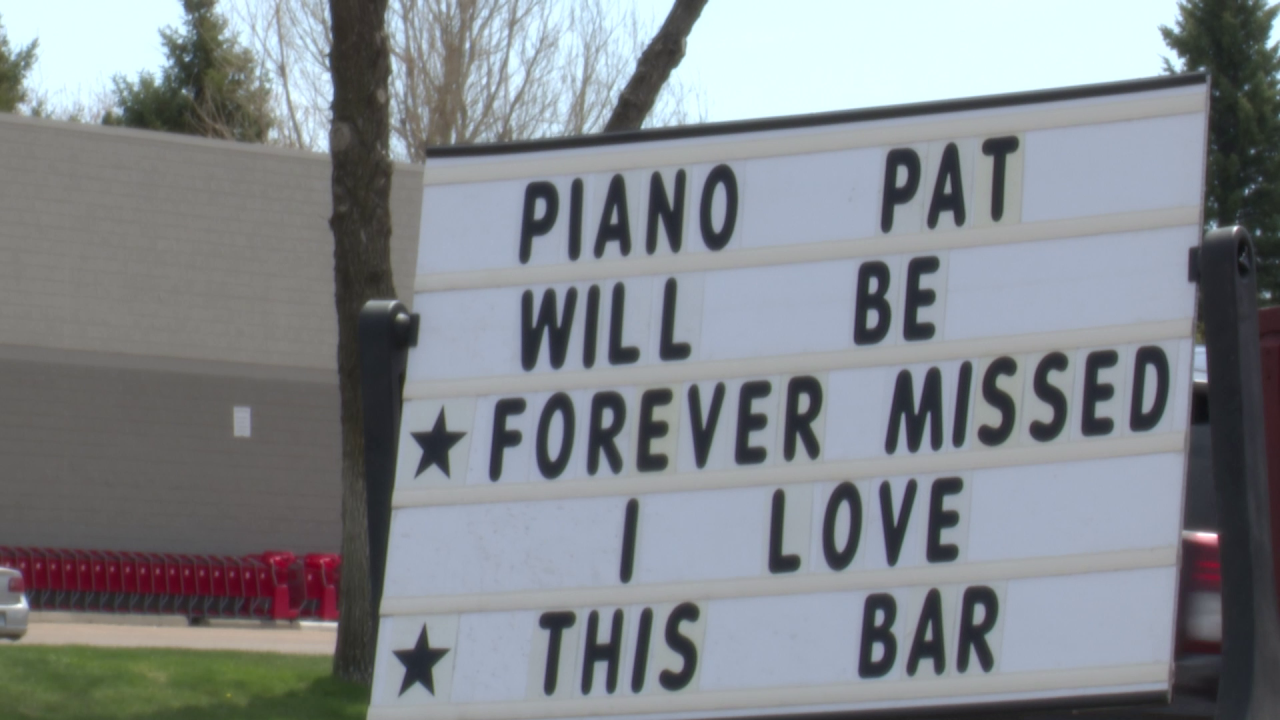 "Great Falls mourns the passing of ""Piano Pat"" Sponheim"