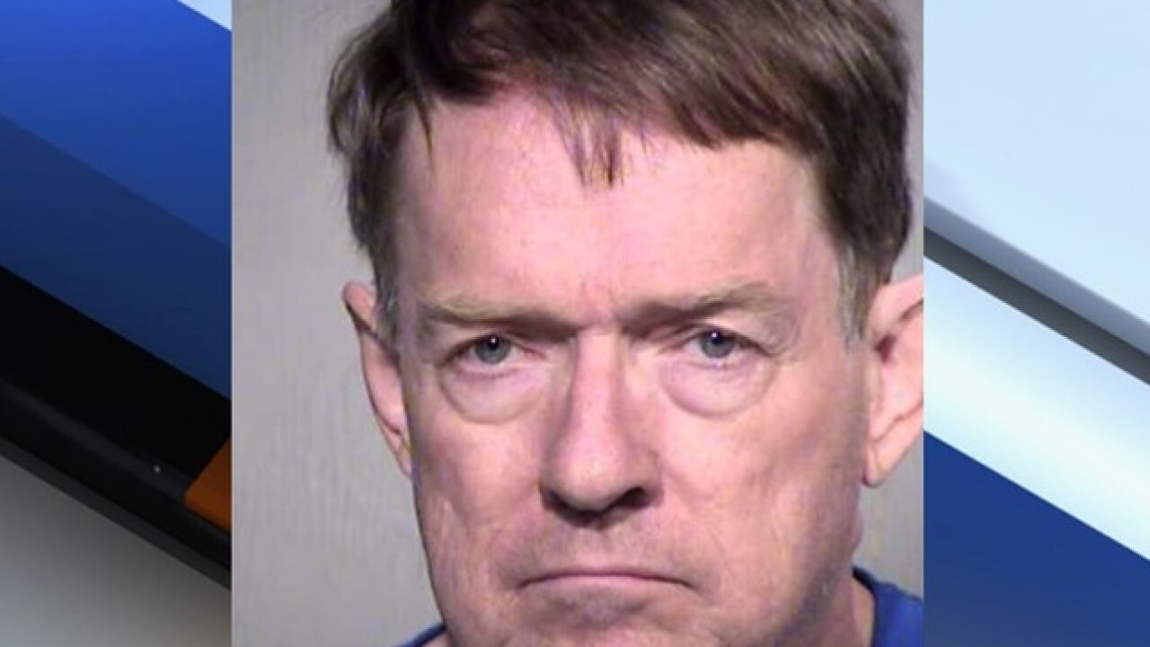 PD: Scottsdale man arrested after elderly woman found covered in feces