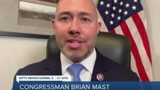 US Rep. Brian Mast to oppose certifying Electoral College vote