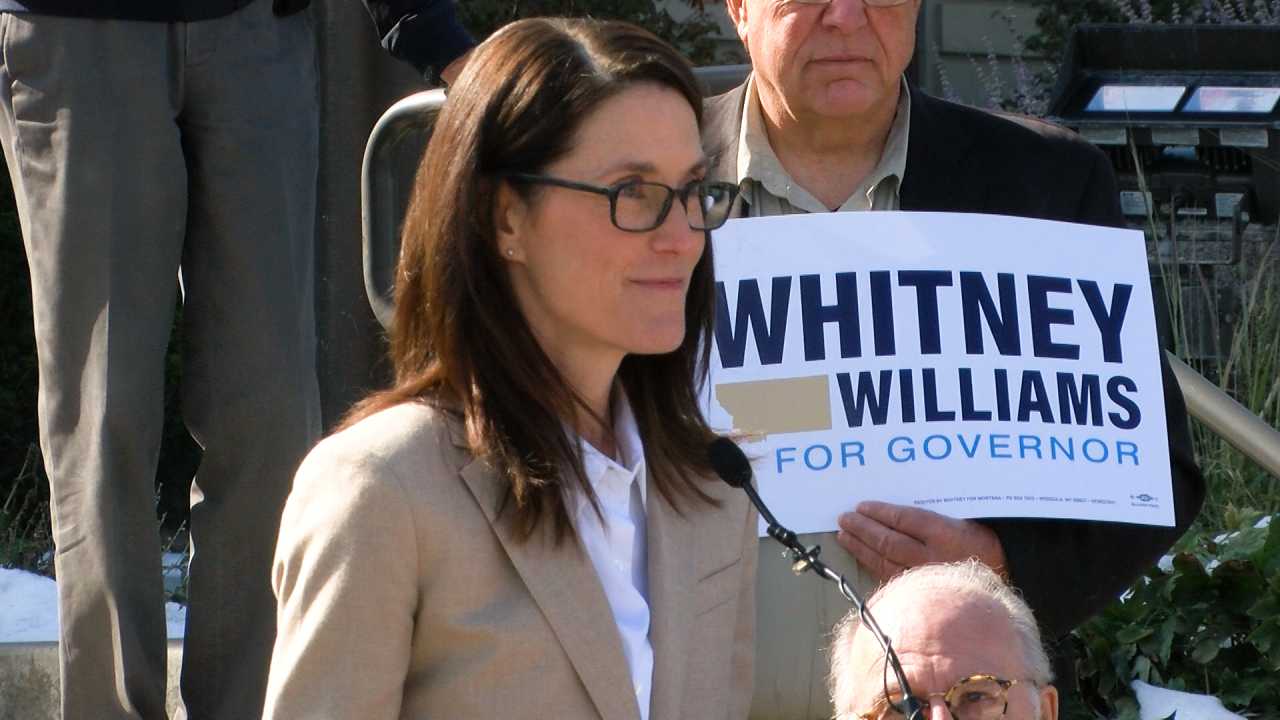 Dem gov candidate Williams has big fundraising haul; others reporting Monday, too